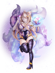 C0MM: KDA Ahri League of Legends by numinox
