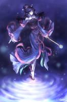 [BlueUndine] Luna by Rintaraz