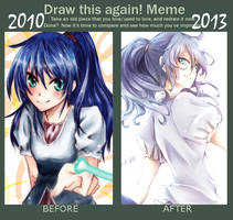 [Meme] Draw again by Rintaraz