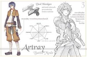 [OC] Artray 2 by Rintaraz