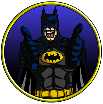Batman Approves by Great-Guardian