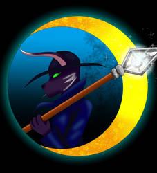 Midnight Traveler Shop Logo by Great-Guardian