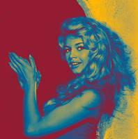 brigitte bardot colour 2 by g30rgetw0006