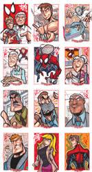 Spiderman Archives homefront by skulljammer