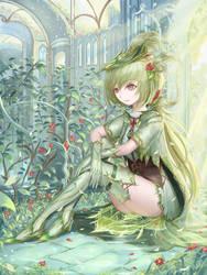 Elf by HiuLI