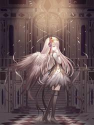 Fallen Angel by HiuLI