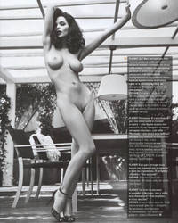 Playboy Ukraine 09 by EvgeniaVonTess