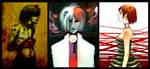 Commission: Set of Three by TotenVeloren