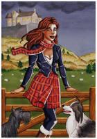 Letitia of the Glen by Larissa-Bright