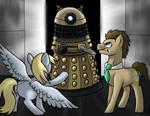 'WE FOUND YOU, DOCTOR!' by Shimazun