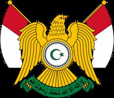 Emblem of the United Arab Kingdoms by HouseOfHesse