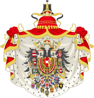 Coat of Arms of Habsburg Germany by HouseOfHesse