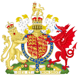Coat of Arms of the Kingdom of England and Wales by HouseOfHesse