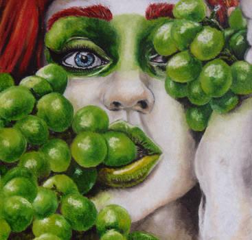 Grapes by devonhants