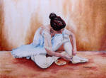 Ballerina by devonhants