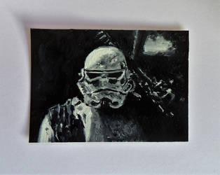 Storm trooper by devonhants