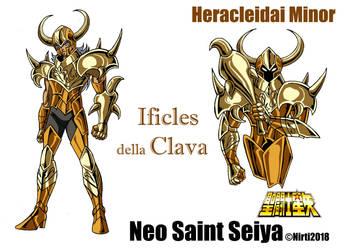 Ificles della  Clava by nirti