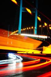 Bosphorus Night Istanbul 3 by bilaluzun