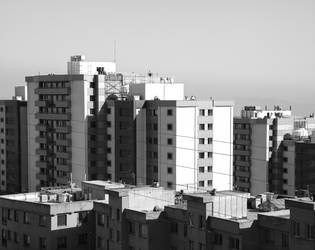 Tehran by O-Renzo