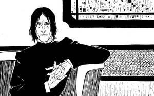 Snape: Jugendstil by Pojypojy