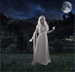 The Night Woman by Sapphires-Graphics
