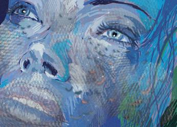 The Mermaid 2007 by shelldragon