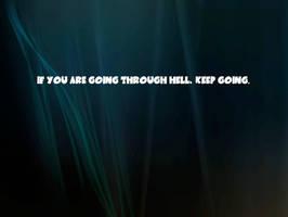Going Through Hell by eliteshinobi3
