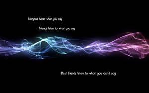 Best Friends Listen by eliteshinobi3
