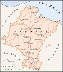 Comunidad Foral de Navarra by ZekSora
