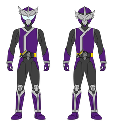 Armored Rider Senjin: Ride Wear by DarkTidalWave