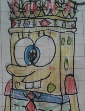 To Spongecat1 by Mariascurra