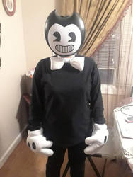 Me as Bendy  by Mariascurra