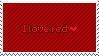 Red Stamp by Cave-Shinobi