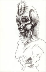 Skullface by Cave-Shinobi