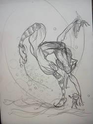 Dancing Thing by Cave-Shinobi