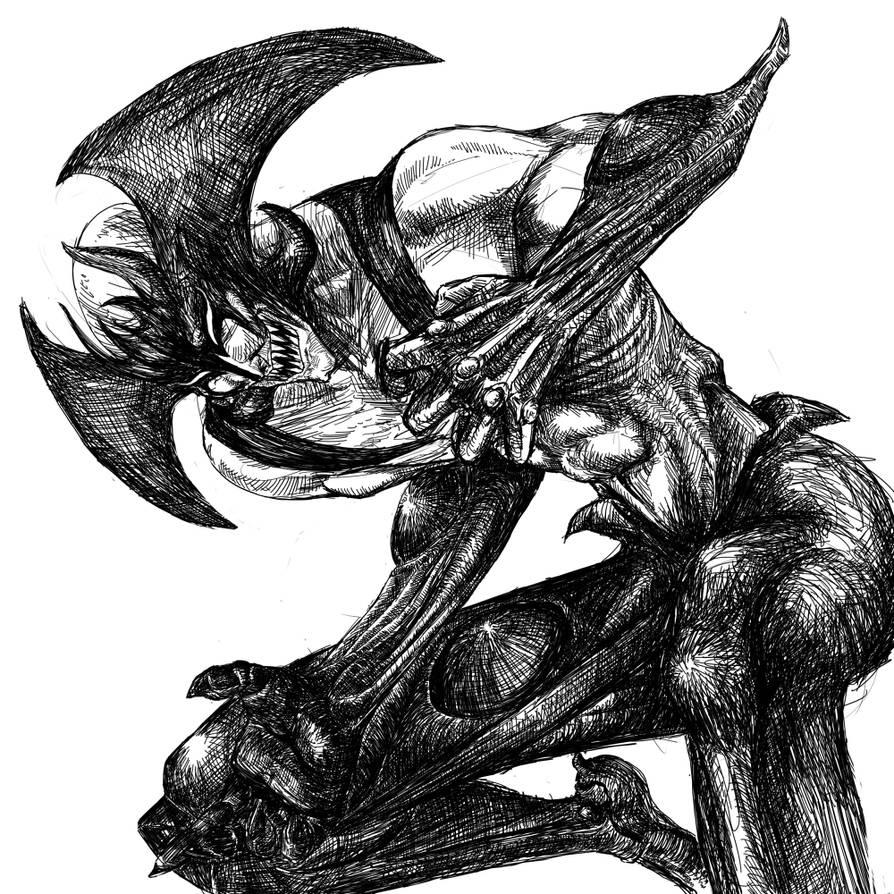 DEBIRUMAN by Cave-Shinobi