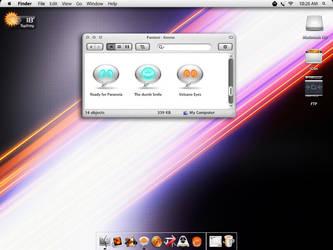 Kromo desktop by duyvan82