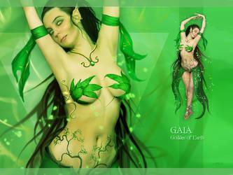 Kabal - Gaia by sabrine-wallpapers