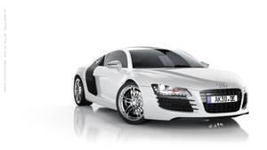 Audi R8 1 - Nurbs Modeling by Kutsche