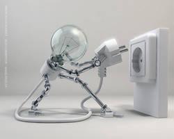 Selfillumination 1280-1024 by Kutsche