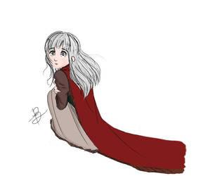 Leila - OC by Rikkua020399
