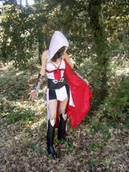 Assassin's Creed Cosplay - Female Assassin by AyumuYamada
