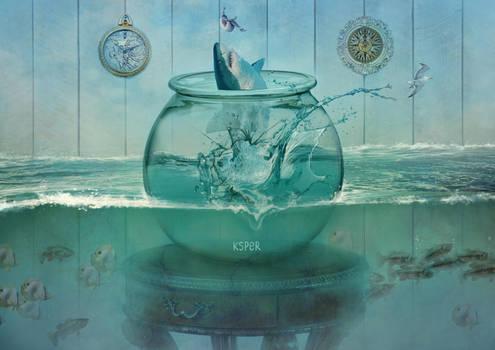 THE WATER LEAK by KsPeR