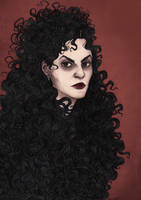 Madame Lestrange by nekkuu