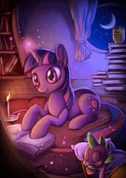 Twilight by Sprucie