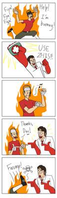 TF2: Extinguish by Pandadrake