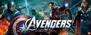 ''The Avengers'' banner 3 by AndrewSS7