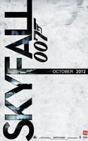 ''SkyFall'' - teaser poster 2 by AndrewSS7