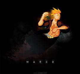 Marco The Phoenix by Opreem