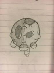 Skull practice by challock